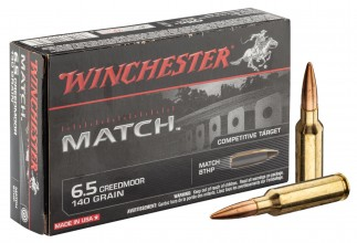 Photo Munitions Winchester 6.5 Creedmoor