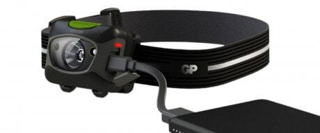 Photo XPLOR Orion PH15 headlamp - 300 lumens