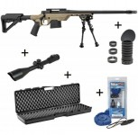 Photo Pack Mossberg MVP série LC  Bolt Action 308W