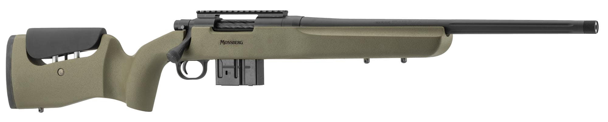 MO8010-11-MOSSBERG MVP SERIE LR TACTICAL BOLT ACTION 308W - MO8010